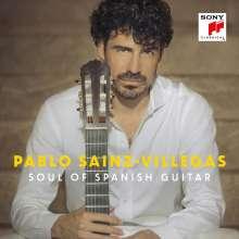 Pablo Sainz Villegas - Soul of Spanish Guitar, CD