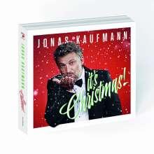 Jonas Kaufmann - It's Christmas! (Deluxe Edition mit hochwertigem Booklet), 2 CDs