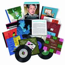 Artur Rodzinski & New York Philharmonic - The Complete Columbia Album Collection, 16 CDs