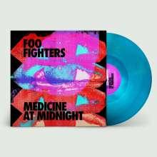 Foo Fighters: Medicine At Midnight (Limited Edition) (Blue Vinyl), LP