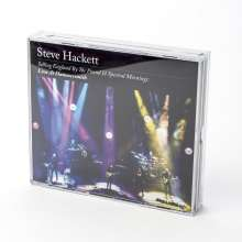 Steve Hackett (geb. 1950): Selling England By The Pound & Spectral Mornings: Live At Hammersmith, 2 CDs und 1 DVD