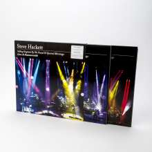 Steve Hackett (geb. 1950): Selling England By The Pound & Spectral Mornings: Live At Hammersmith (180g) (Limited Deluxe Edition), 4 LPs und 2 CDs
