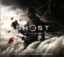 Filmmusik: Ghost Of Tsushima (Music from the Video Game), 2 CDs