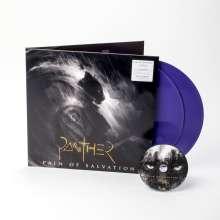 Pain Of Salvation: Panther (180g) (Limited Edition) (Lilac Vinyl) (exklusiv für jpc), 2 LPs und 1 CD