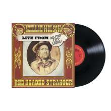 Willie Nelson: Red Headed Stranger: Live At Austin City Limits 1976 (Limited Black Friday Record Store Day 2020 Edition), LP