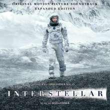 Hans Zimmer (geb. 1957): Filmmusik: Interstellar (180g) (Expanded Edition Soundtrack), 4 LPs