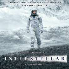 Hans Zimmer (geb. 1957): Filmmusik: Interstellar (Expanded Version), 2 CDs