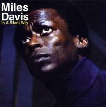 Miles Davis (1926-1991): In A Silent Way (White Vinyl), LP
