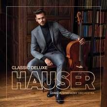 Stjepan Hauser - Classic Hauser (Deluxe Edition mit DVD), 1 CD und 1 DVD