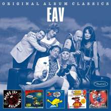 Erste Allgemeine Verunsicherung (EAV): Original Album Classics, 5 CDs