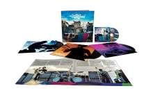 Jimi Hendrix: Live In Maui, 3 LPs und 1 Blu-ray Disc