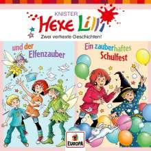 Folge 10: Hexe Lilli und der Elfenzauber (Erstlese, CD