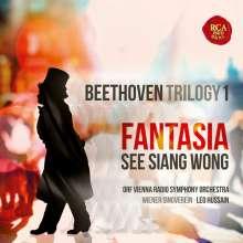 Ludwig van Beethoven (1770-1827): Chorfantasie op.80, CD