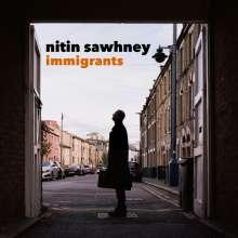 Nitin Sawhney (geb. 1964): Immigrants (45 RPM), 2 LPs