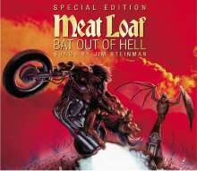 Meat Loaf: Bat Out Of Hell (Clear Vinyl), LP