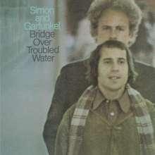 Simon & Garfunkel: Bridge Over Troubled Water (Clear Vinyl), LP