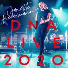 Jeanette Biedermann: DNA Live 2020, 2 CDs und 1 DVD