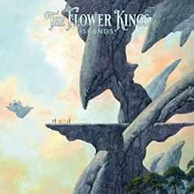 The Flower Kings: Islands (Limited Edition), 2 CDs