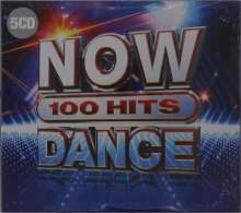 Now 100 Hits Dance, 5 CDs