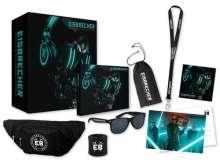 Eisbrecher: Schicksalsmelodien (Limited Handnumbered Fanbox), 1 CD und 1 Merchandise