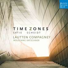 Lautten Compagney - Time Zones, CD