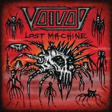Voivod: Lost Machine - Live (180g), 2 LPs