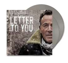 Bruce Springsteen: Letter To You (Limited Edition) (Grey Vinyl), 2 LPs