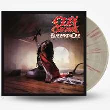 Ozzy Osbourne: Blizzard Of Ozz (Limited Edition) (Silver W/ Red Swirl Vinyl), LP