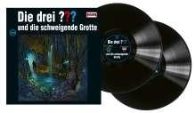 Die drei ???: Die drei ??? (Folge 210) - und die schweigende Grotte (180g) (Limited Edition), 2 LPs