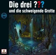 Die drei ??? (Folge 210) - und die schweigende Grotte, CD