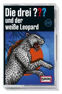 Die drei ??? (Folge 212) - Der weiße Leopard (Limited Edition), MC
