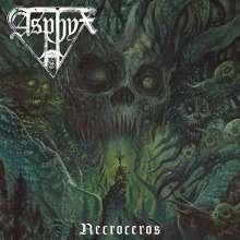 Asphyx: Necroceros, CD