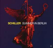 Schiller: Summer In Berlin (Deluxe Edition), 2 CDs