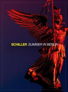 Schiller: Summer In Berlin (Super Deluxe Edition), 2 CDs und 2 Blu-ray Discs