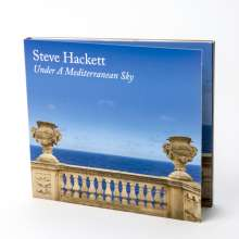 Steve Hackett (geb. 1950): Under A Mediterranean Sky, CD