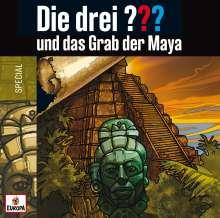 und das Grab der Maya, 2 CDs