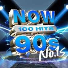 Now 100 Hits 90s No. 1s, 5 CDs