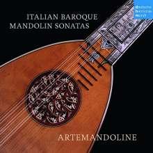 Artemandoline - Italian Baroque Mandolin Sonatas, CD
