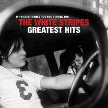 The White Stripes: The White Stripes Greatest Hits, CD