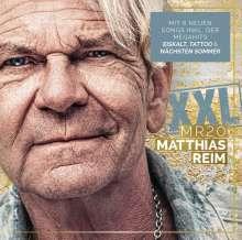 Matthias Reim: MR20 XXL, CD