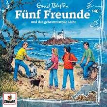 Fünf Freunde (140) - und das geheimnisvolle Licht, CD
