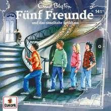 Fünf Freunde (141) - und das rätselhafte Spukhaus, CD