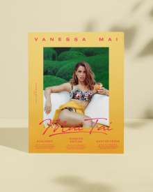 Vanessa Mai: Mai Tai (limitierte Magazin Edition), 1 CD und 1 Zeitschrift