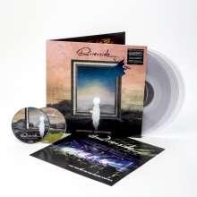 Riverside: Lost'n'Found - Live in Tilburg (Limited Edition) (Clear Vinyl) (exklusiv für jpc!), 3 LPs und 2 CDs