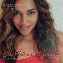 Cassandra Steen: Der Weihnachtsgedanke (Special Edition), 1 LP und 1 CD
