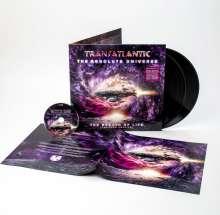 Transatlantic: The Absolute Universe: The Breath Of Life (Abridged Version) (180g), 2 LPs und 1 CD