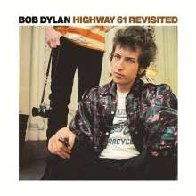 Bob Dylan: Highway 61 Revisited (Clear Vinyl), LP