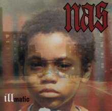 Nas: Illmatic (Limited Edition) (Clear Vinyl), LP