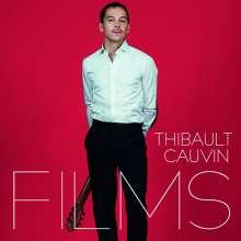 Filmmusik: Thibault Cauvin - Films, CD