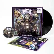 Baest: Necro Sapiens (180g), 1 LP und 1 CD